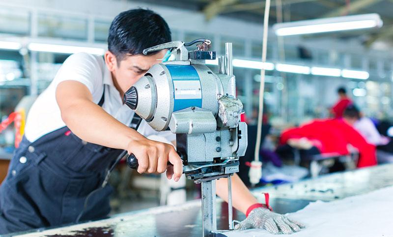 May áo công nhân giá rẻ Hồ Chí Minh