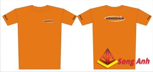 Đồng phục áo thun mẫu 12