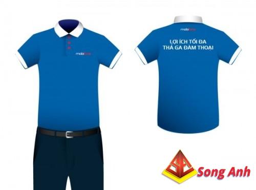 Đồng phục áo thun mẫu 09