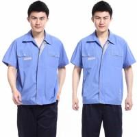 May đồng phục công nhân mẫu số 07