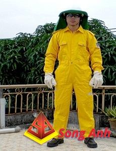 Đồng phục công nhân mẫu 03