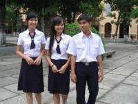 Đồng phục học sinh mẫu 07