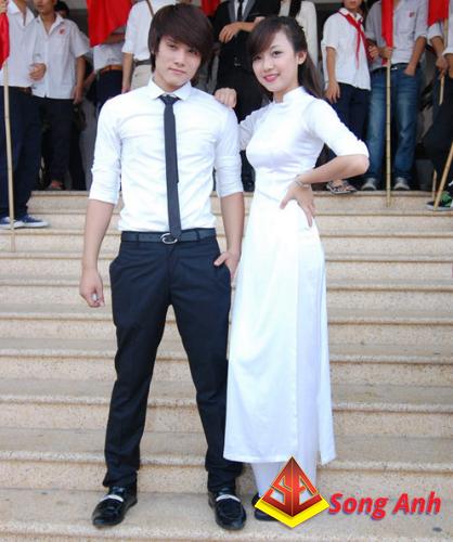 Đồng phục học sinh mẫu 06