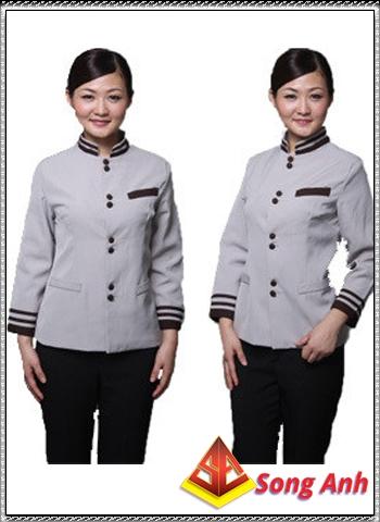 Đồng phục nhà hàng mẫu 07