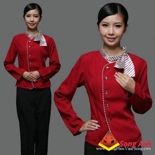 Đồng phục nhà hàng mẫu 05