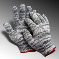 Găng tay len xám 01