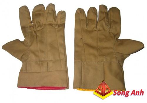Găng tay vải bạt 03