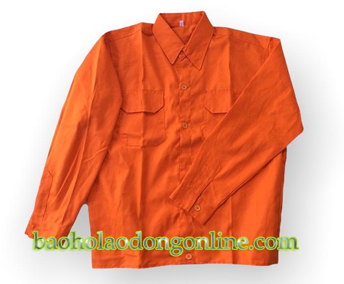 Quần áo công nhân giá rẻ 01