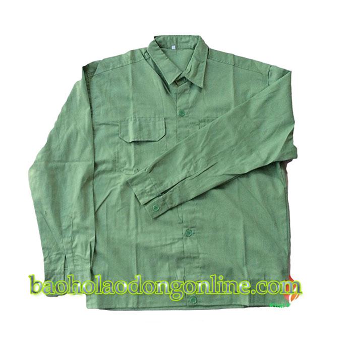 Quần áo công nhân giá rẻ 03