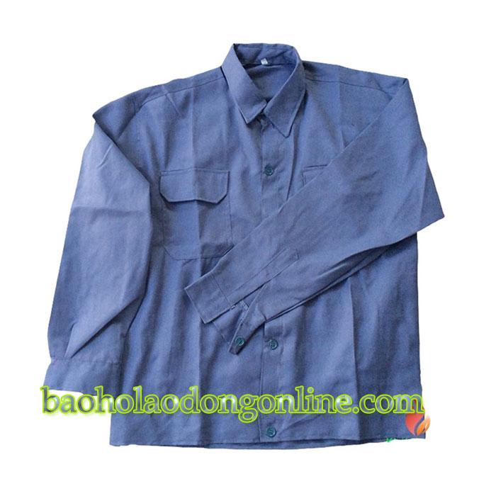 Quần áo công nhân giá rẻ 05