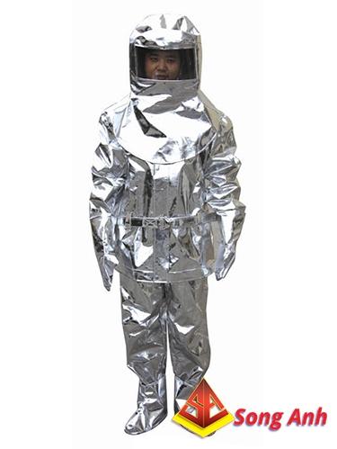 Bộ quần áo chống cháy Fire suit