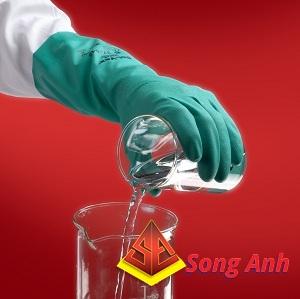 Găng tay chống hóa chất Ansell AE 37 165