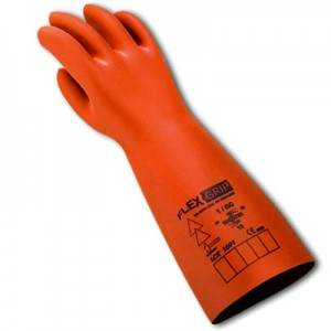 Găng tay cách điện cao áp 35kv Insulation Gloves