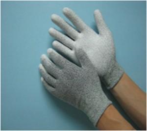 Găng tay chống cắt lv3 phủ PU