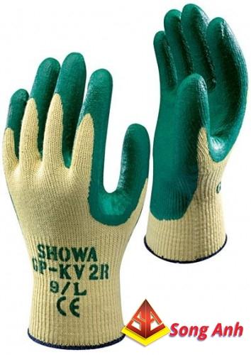 Găng tay chống cắt phủ Nitrile Showa