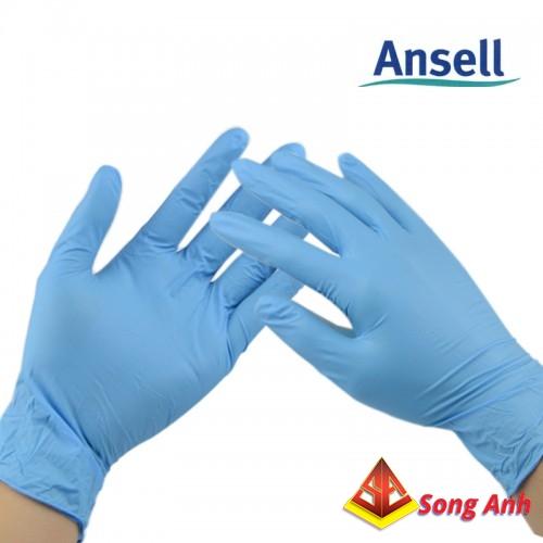 Găng tay chống hóa chất Ansell AE 92-670