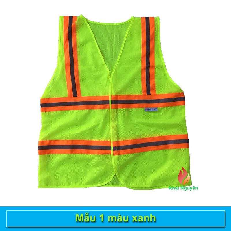 May áo phản quang giá rẻ tại tphcm mẫu 1