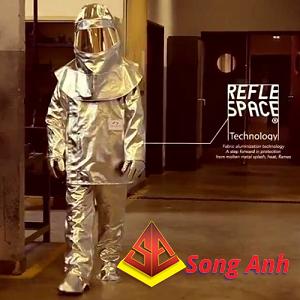 Quần áo chống cháy chịu nhiệt cao cấp