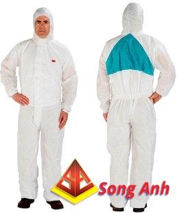 quần áo chống hóa chất 4520