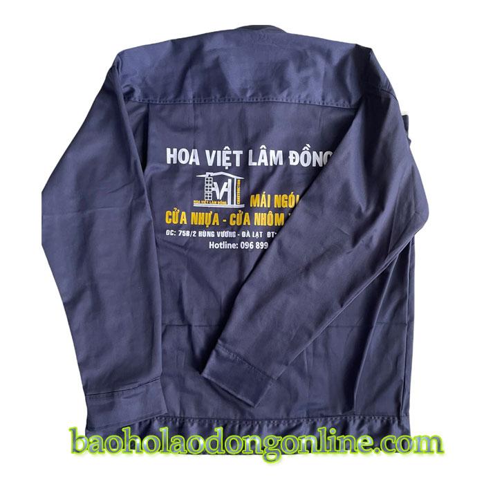áo công nhân giá rẻ hồ chí minh