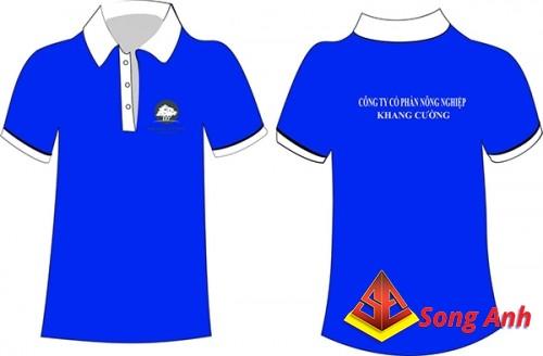 Đồng phục áo thun mẫu sô 13