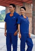 May quần áo công nhân 05