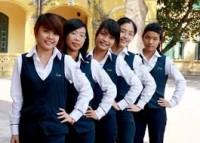 Đồng phục học sinh mẫu 09