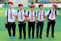 Đồng phục học sinh mẫu 08