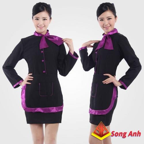 Đồng phục nhà hàng mẫu 03