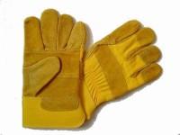 Găng tay da hàn cao cấp che viền ngón