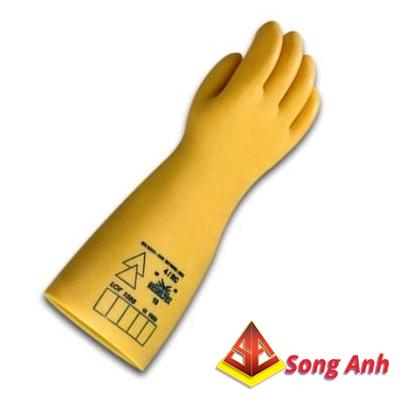 Găng tay cách điện Electrovolt Class 3