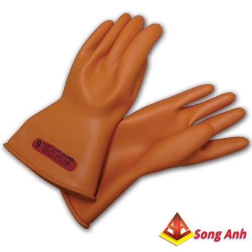 Găng tay cách điện hạ thế  YOTSUGI 1KV