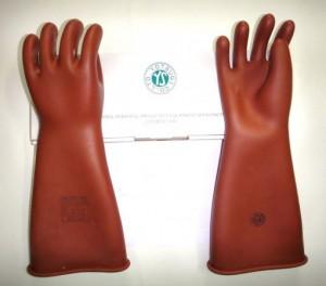 Găng tay cách điện trung thế 26kv