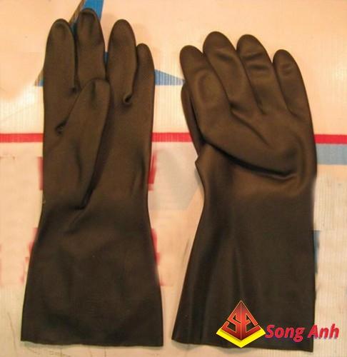 Găng tay chống axit Neo 400