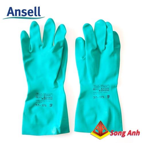 Găng tay chống dầu nhớt Ansell AE 37-175