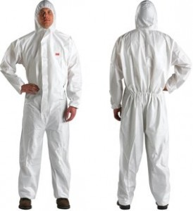 quần áo chống hóa chất 4510