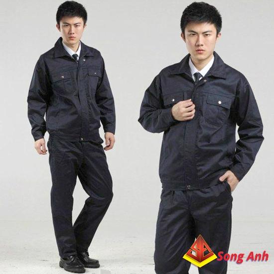 May quần áo công nhân giá rẻ 01
