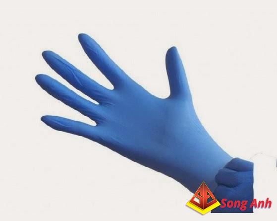 Găng tay y tế nitrile không bột