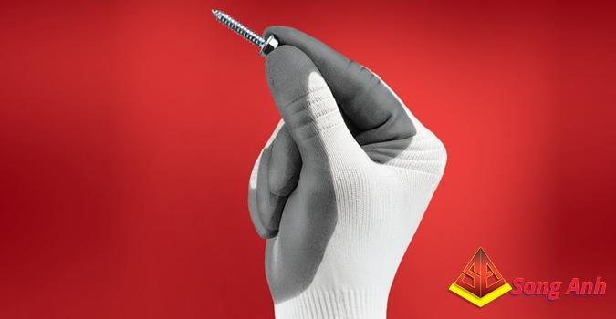Găng tay chống dầu Ansell AE 11-800