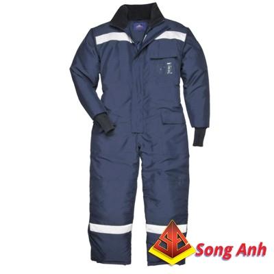 Quần áo kho lạnh- có phản quang