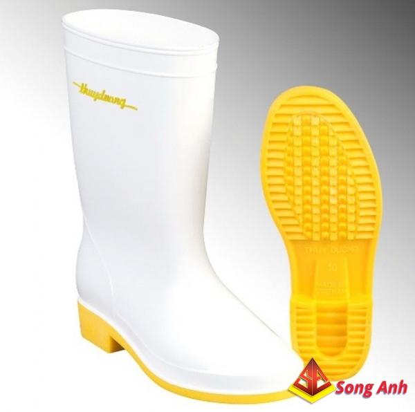 Ủng trắng vàng - 287